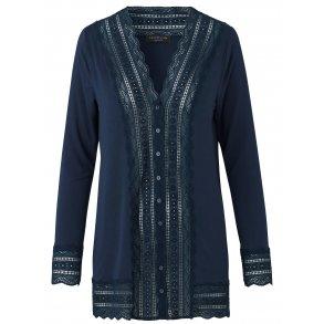 ROSEMUNDE Vintage Lace Cardigan.