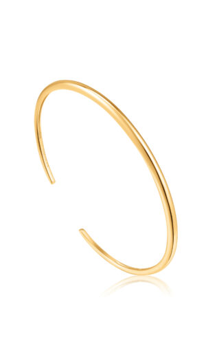 ANIA HAIE Gold Luxe Cuff