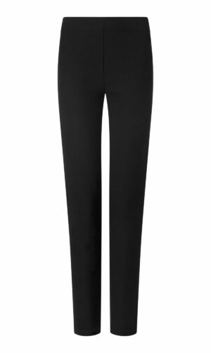 JOSEPH BLACK GABARDINE STRETCH LEGGING