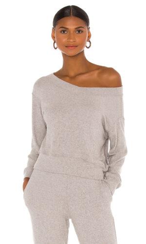 VELVET  Sloe Cosy Lux Sweatshirt