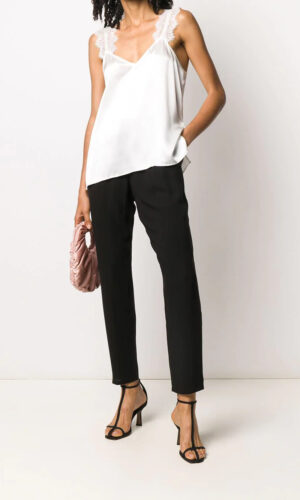 EILEEN FISHER System Slouchy Ankle Pant
