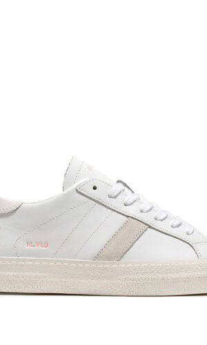 HILL LOW FLUO WHITE-CORAL / D.A.T.E.
