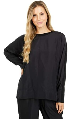 Eileen Fisher Crew Neck Top