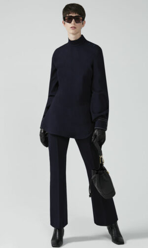SPORTMAX CODE Milan Stitch Tailored Trousers