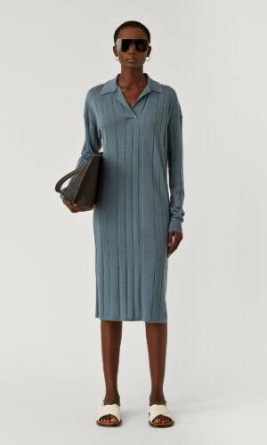 JOSEPH Fine Merinos Oversized Dress.