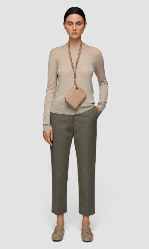 JOSEPH Technical Cotton Coleman Trousers
